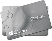 vernostná karta pre firmy od Hotela Tenis