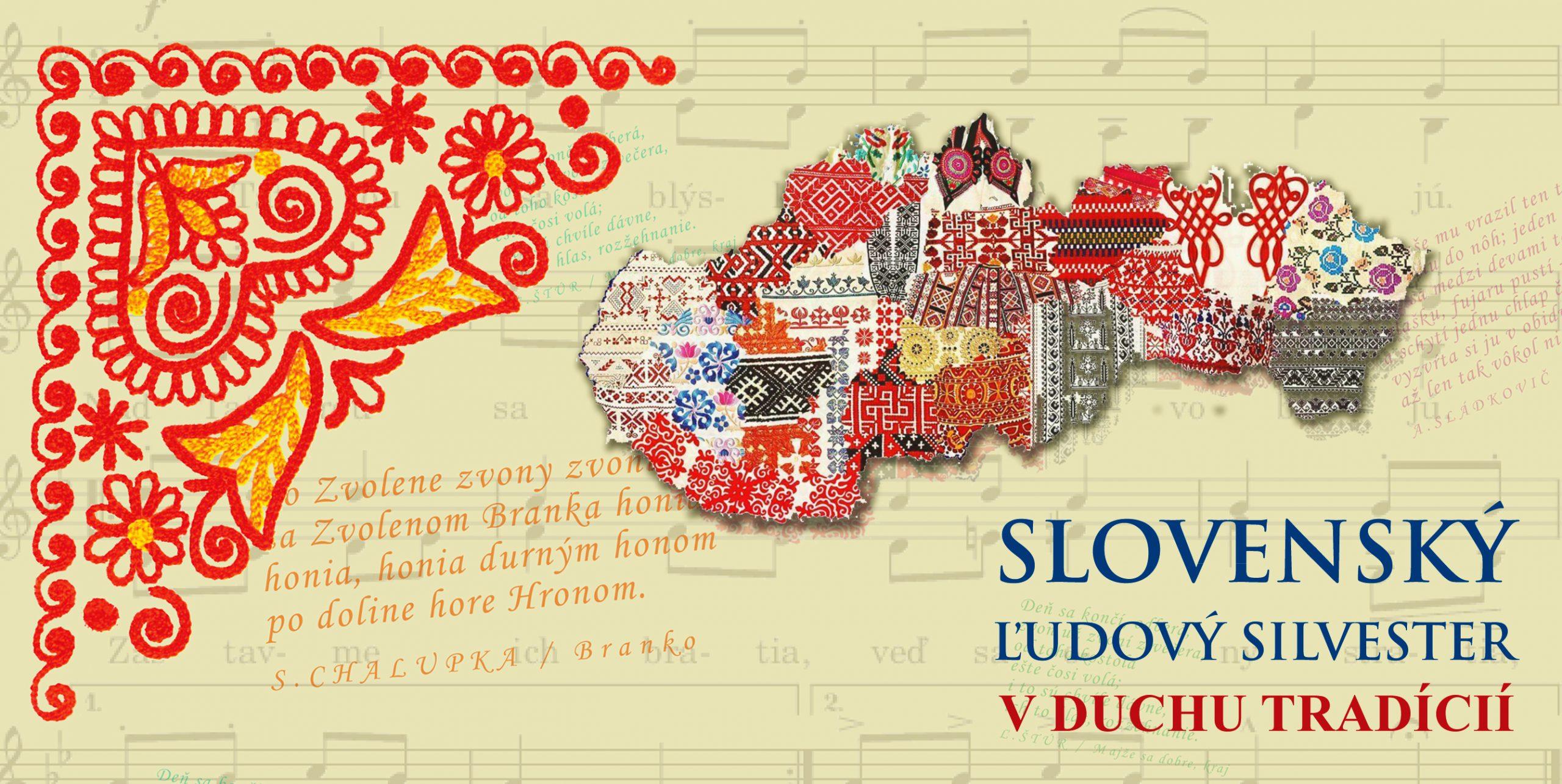slovenský ľudový silvester 2019