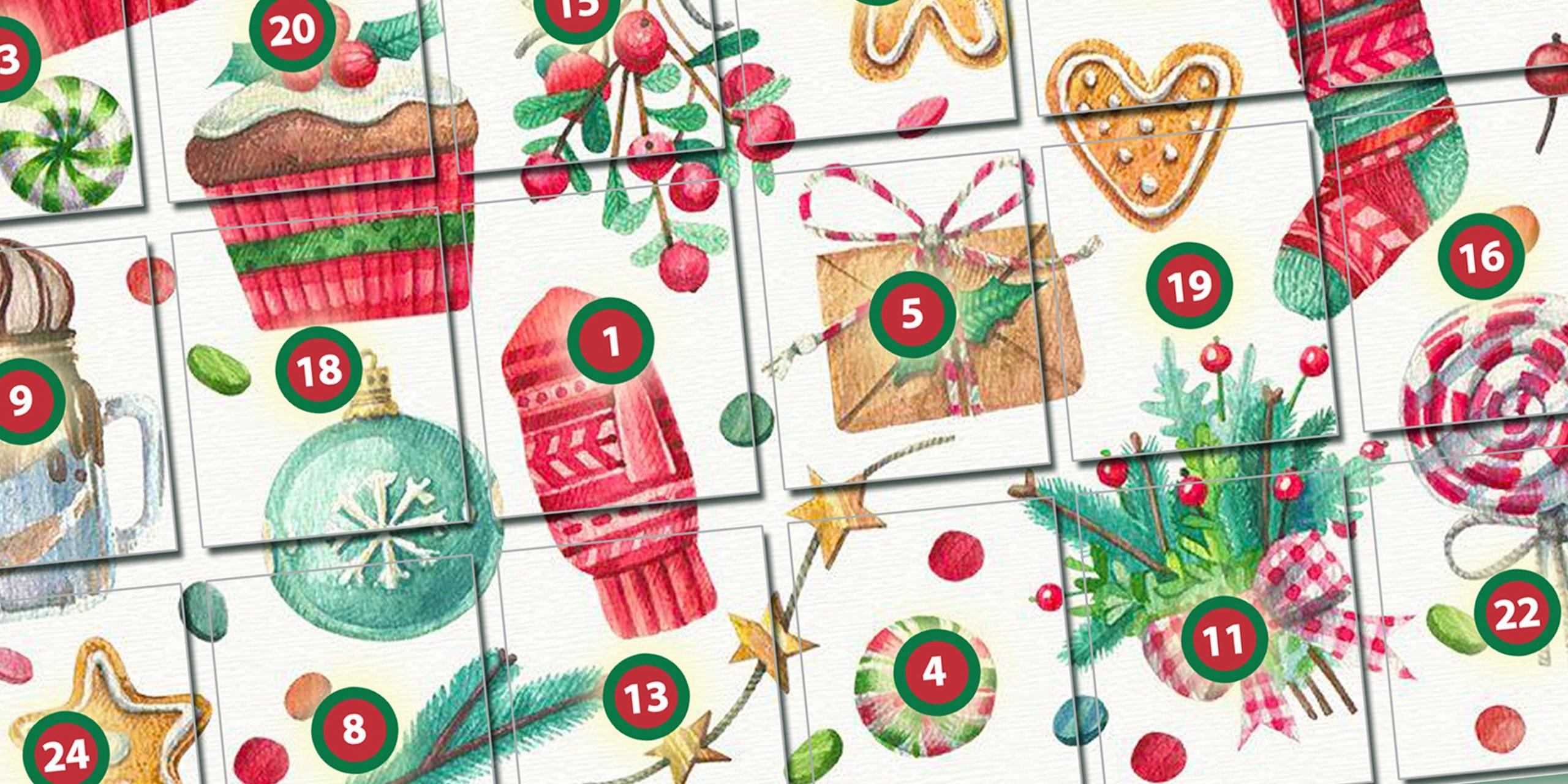 adventný kalendár hotel tenis vianočné darčeky poukazy balíčky poukážky city resort
